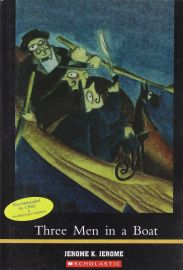 THREE MEN IN A BOAT - RECOMMENDED BY CBSE - UNABRIDGED VERSION