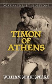 Dover Thrift Editions: TIMON OF ATHENS