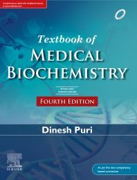 Textbook of Medical Biochemistry 4th Updated Edition