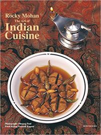 THE ART OF INDIAN CUISINE NEW - ROCKY MOHAN