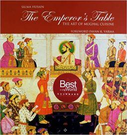 THE EMPEROR'S TABLE - SALMA HUSAIN