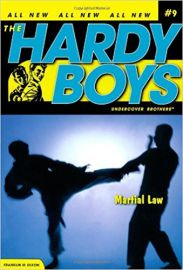 The Hardy Boys Martial Law - Book 9 - Undercover Brothers
