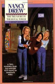 Nancy Drew SERIES # 128 -THE TREASURE IN THE ROYAL TOWER