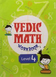 VEDIC MATH WORKBOOK - Level 4 FUN , LANGUAGE