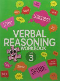 VERBAL REASONING WORKBOOK - Level 3