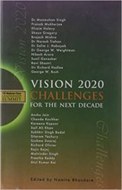 Vision 2020: Challenges for the next  decade - Namita Bhandare