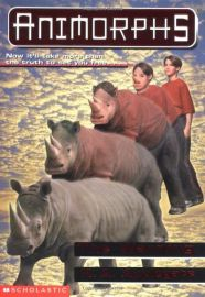 SCHOLASTIC'S ANIMORPHS # 16: THE WARNING: NOW IT WILL TAKE MORE THAN THE TRUTH TO SET YOU FREE...