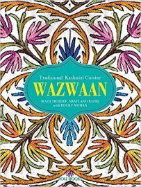 WAZWAAN TRADITIONAL KASHMIRI CUISINE (NEW) - WAZA SHARIEF, SHAFI AND RAFIQ with ROCKY MOHAN