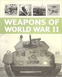 Military Pocket Guides WEAPONS OF WORLD WAR II