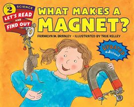 Lets Read and Find Out Science - Level 2 - WHAT MAKES A MAGNET?