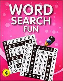 WORD SEARCH FUN Book 4