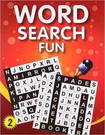 WORD SEARCH FUN Book 2