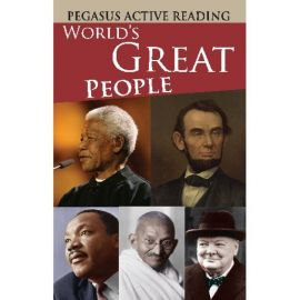 Pegasus Active Reading - WORLD'S GREAT PEOPLE