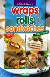WRAPS, ROLLS & SANDWICHES - Vegetarian