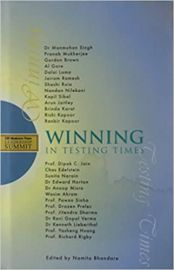 Winning In Testing Times - NAMITA BHANDARE