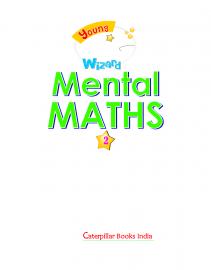Young Wizard : MENTAL MATHS - Book 2