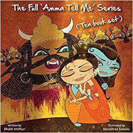 THE FULL AMMA TELL ME SERIES 10 BOOKS SET